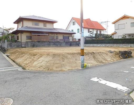 藤井寺市恵美坂 現地写真